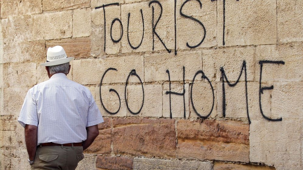 Photo Gallery: Is Tourism Ruining Europe's Cities?