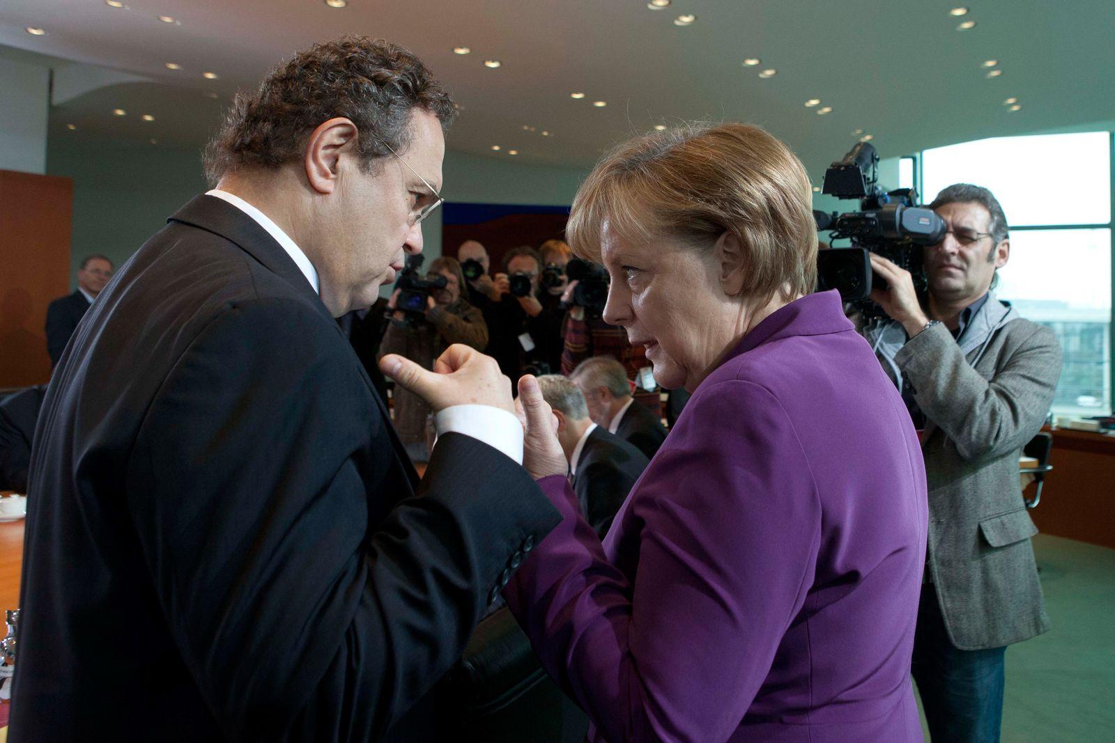 Merkel / Friedrich