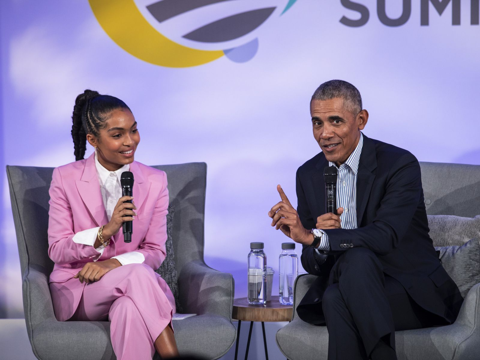 Obama Foundation Summit