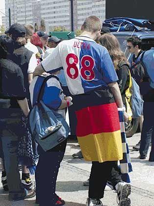 """Hertha-Anhänger: """"Die Signalsprache der Fangruppen hat sich nach rechts außen verlagert"""""""