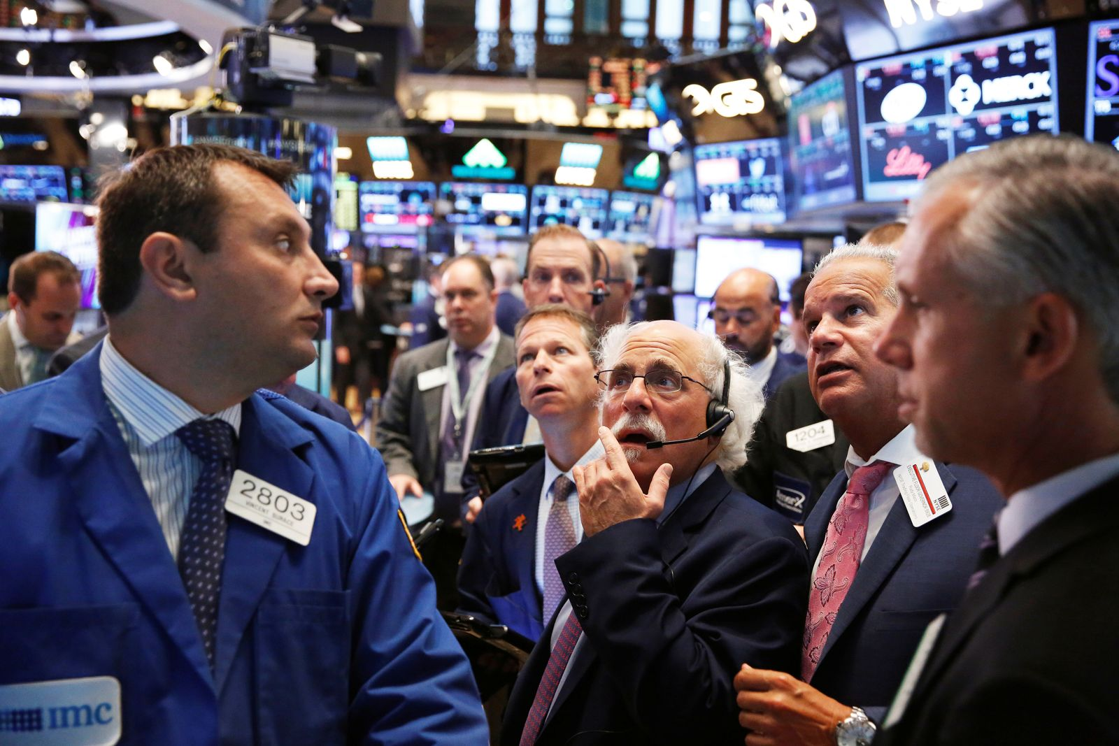 Börse New York / NYSE