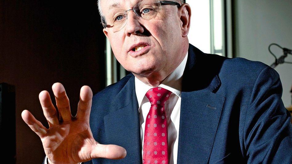 CDU-Politiker Kauder: »Die Idee des C wird nie aussterben«
