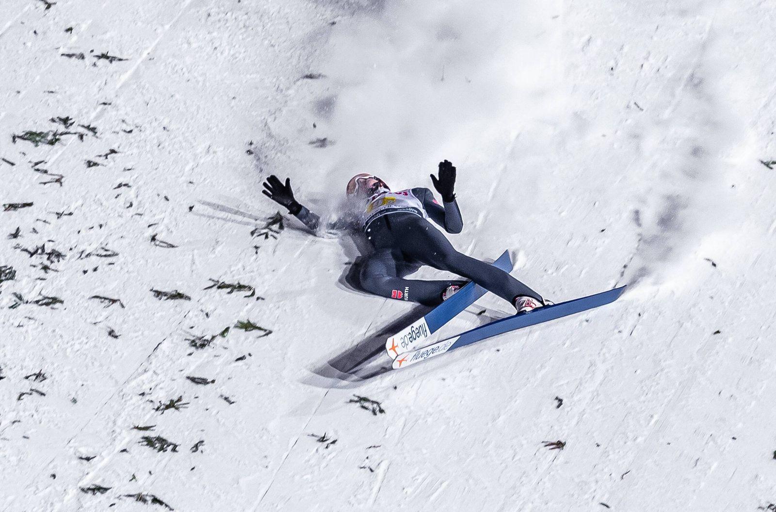 EINMALIGE VERWENDUNG Wielka Krokiew/ Skisprung