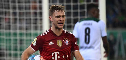 Bayern-Debakel im DFB-Pokal: Für eine Nacht wie unterklassige Profis