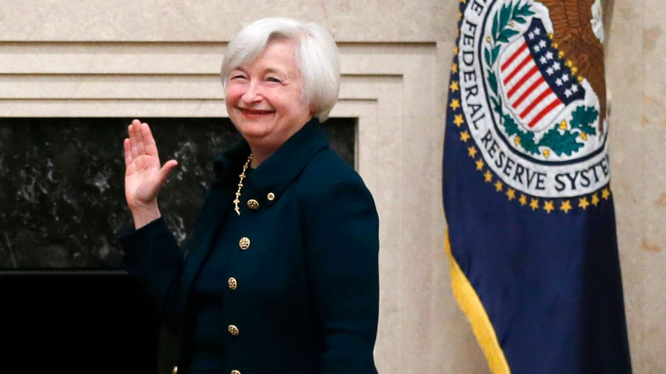Federal Reserve Board Chairwoman Janet Yellen: Has the US badly handicapped emerging economies with its stricter monetary policies?