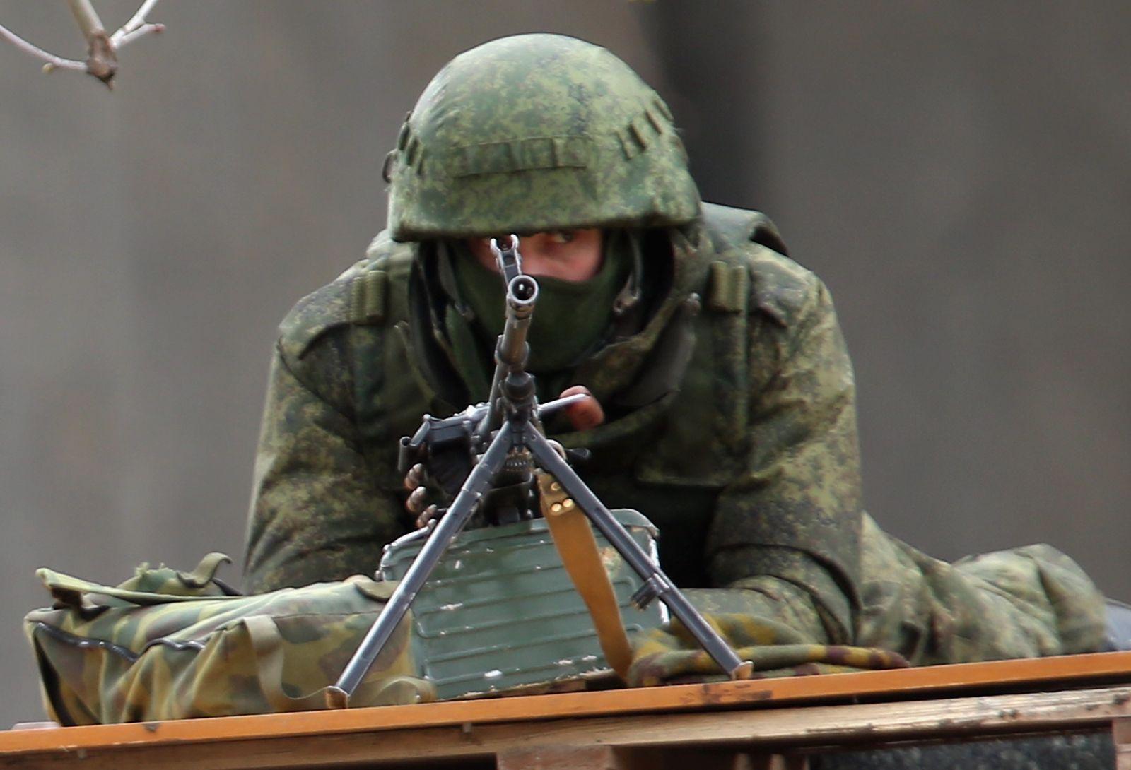 Ukraine / Krim