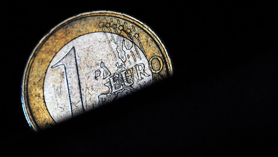 Ein-Euro-Münze: 2030 werden wir China um Hilfe anbetteln müssen