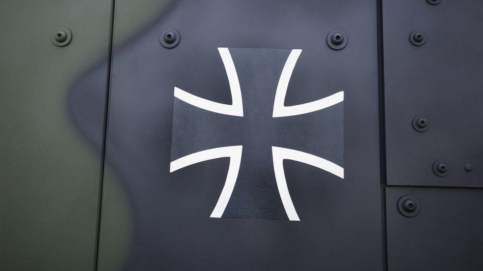 Bundeswehrkreuz