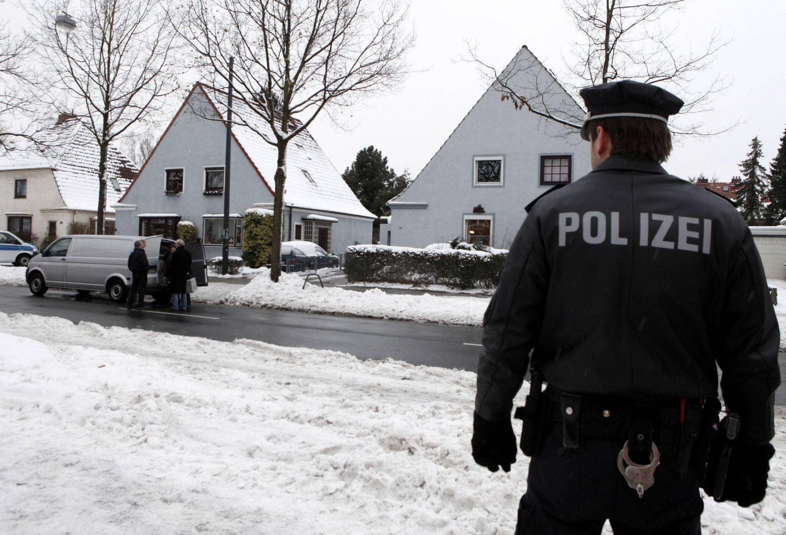 NICHT VERWENDEN Bremen / Doppelmord