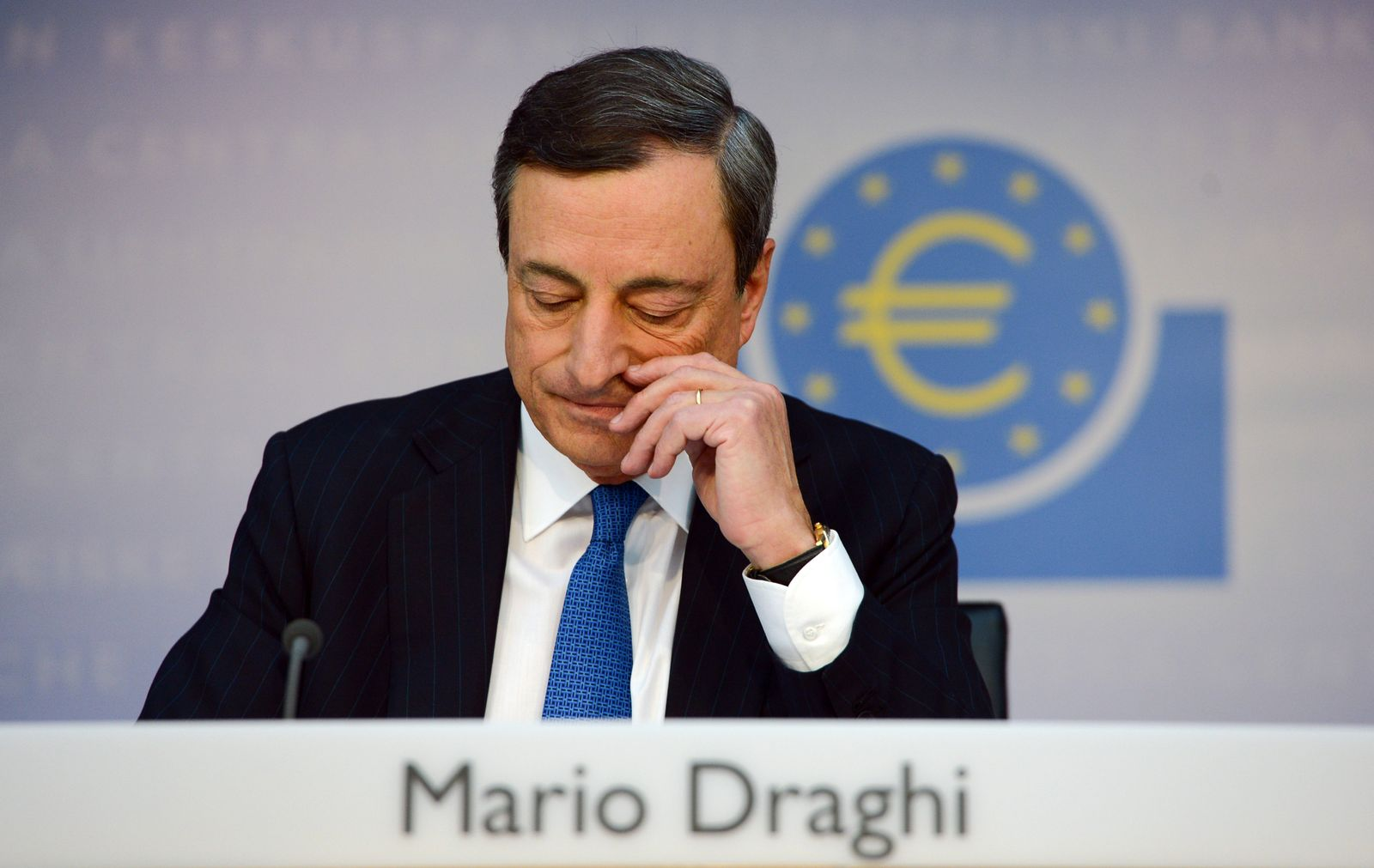 EZB senkt Leitzinsen auf Rekordtief