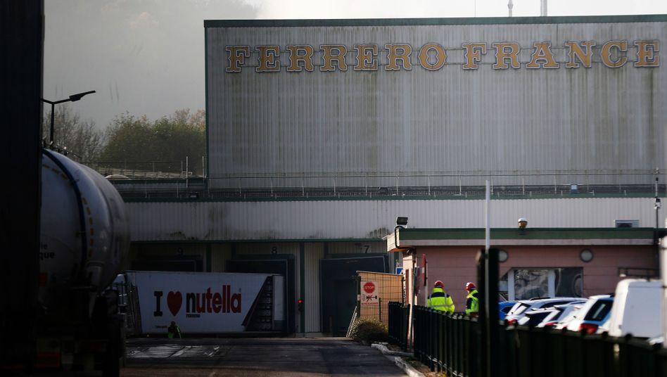 Der Streik in dem Werk in Villers-Écalles ist vorbei