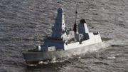 Großbritannien dementiert russische Warnschüsse auf Zerstörer