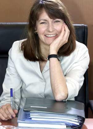 Ministerin Bulmahn: Freut sich, dass der Bund mehr Geld ausgibt
