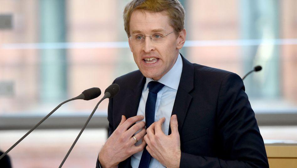 Daniel Günther, CDU-Fraktionschef im Landtag von Schleswig-Holstein