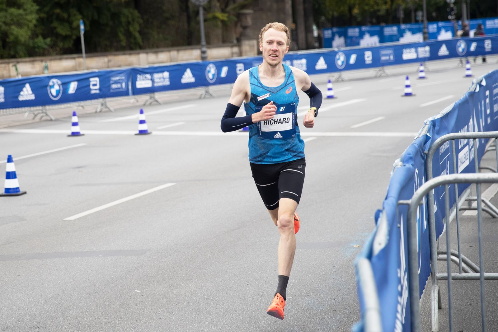 German Athletes Try To Break Marathon World Record Time