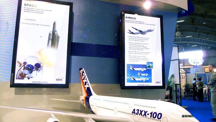 Die Geschichte des A380 in Bildern: Groß, größer, größenwahnsinnig