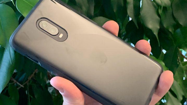 Fingerabdrucksensor im Display: Das OnePlus 6T im Test
