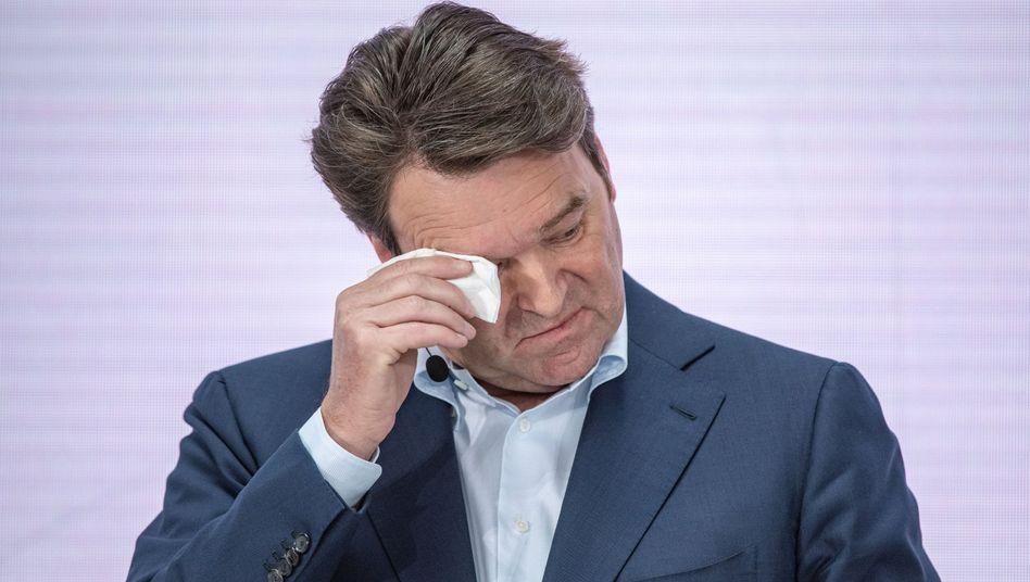 Bram Schot, Vorsitzender des Vorstands der Audi AG