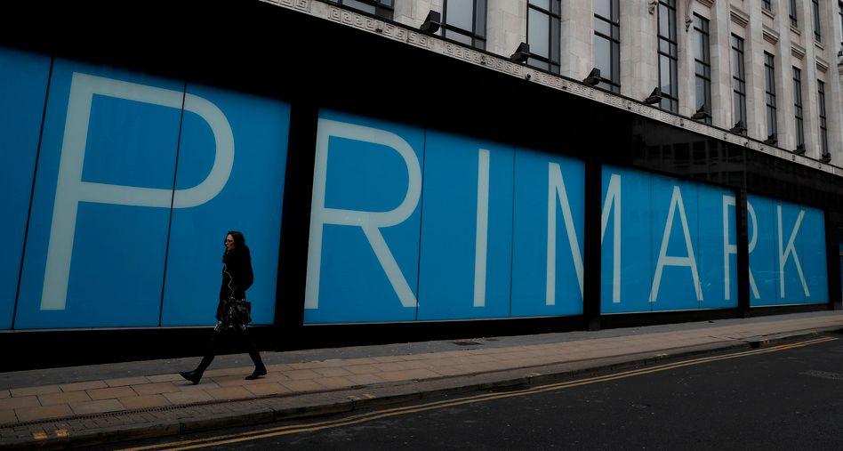 Primark-Filiale in Manchester