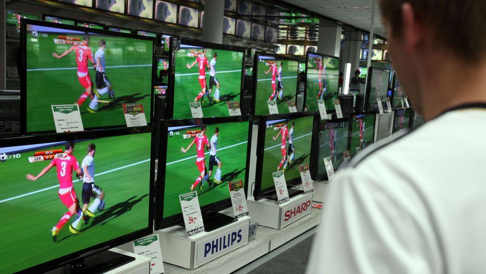 Flachbildfernseher: Augen auf beim Warenkauf