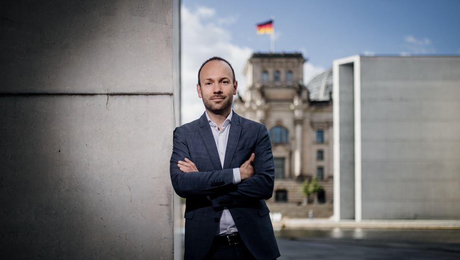 CDU-Parlamentarier Löbel: »Wirtschaft und Politik haben mich schon immer interessiert«