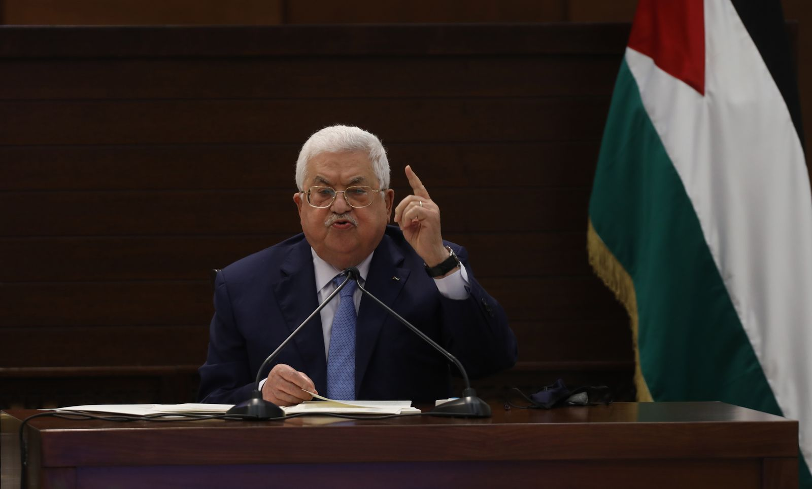 Palestinian President Abbas to hold meetings on upcoming general elections