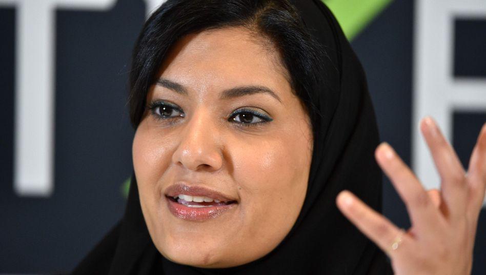 Prinzessin Reema bint Bandar Al Saud: Erste Botschafterin in der Geschichte Saudi-Arabiens