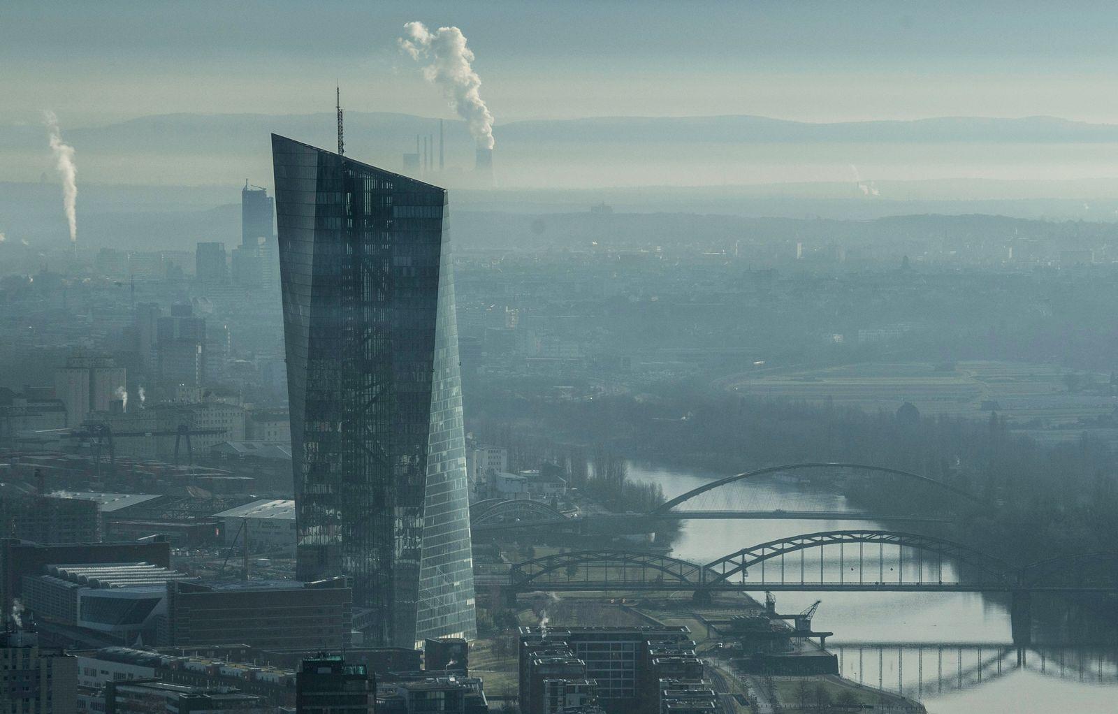 EZB sieht wachsende Risiken für die Finanzstabilität im Euroraum