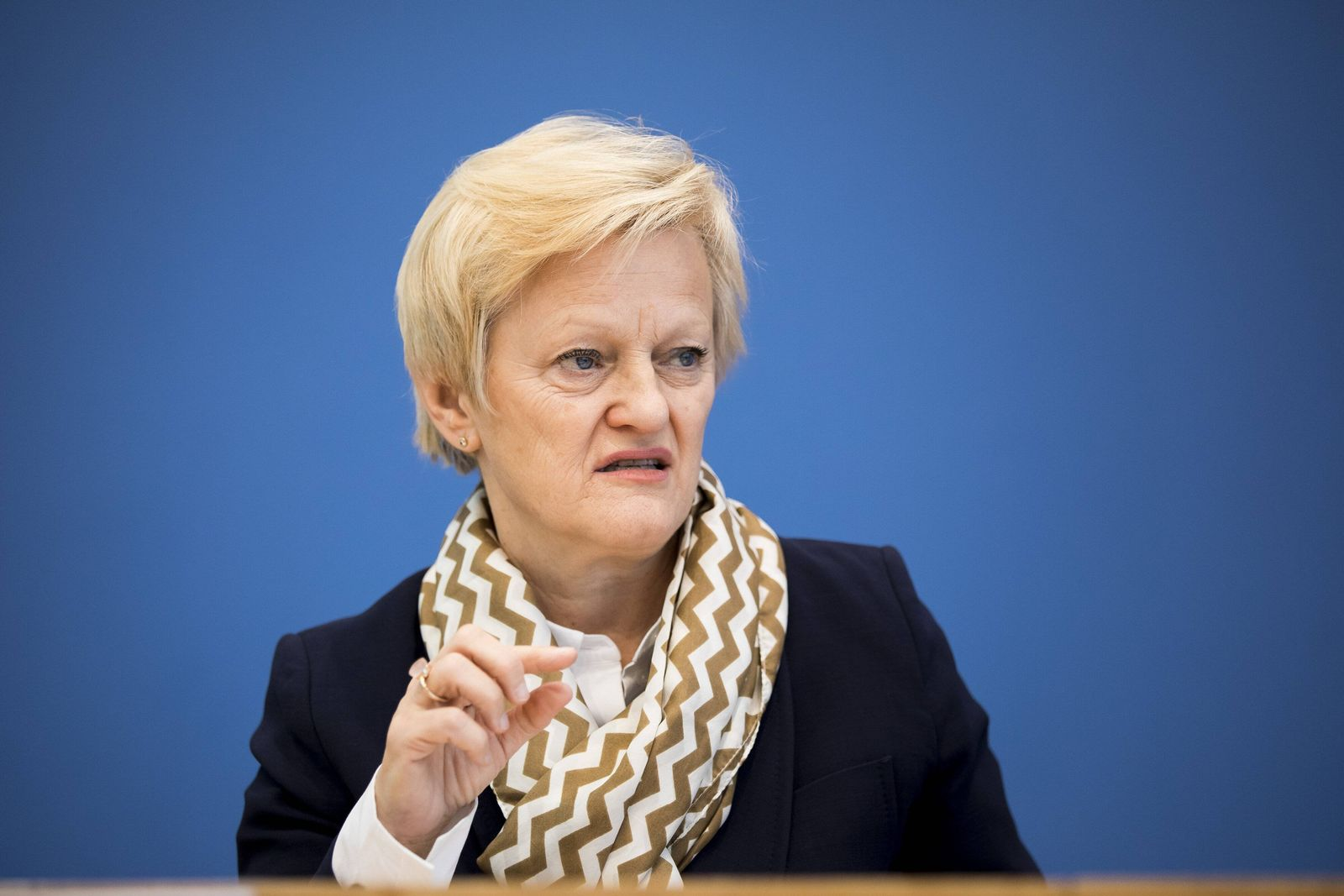 EINMALIGE VERWENDUNG Renate Kuenast