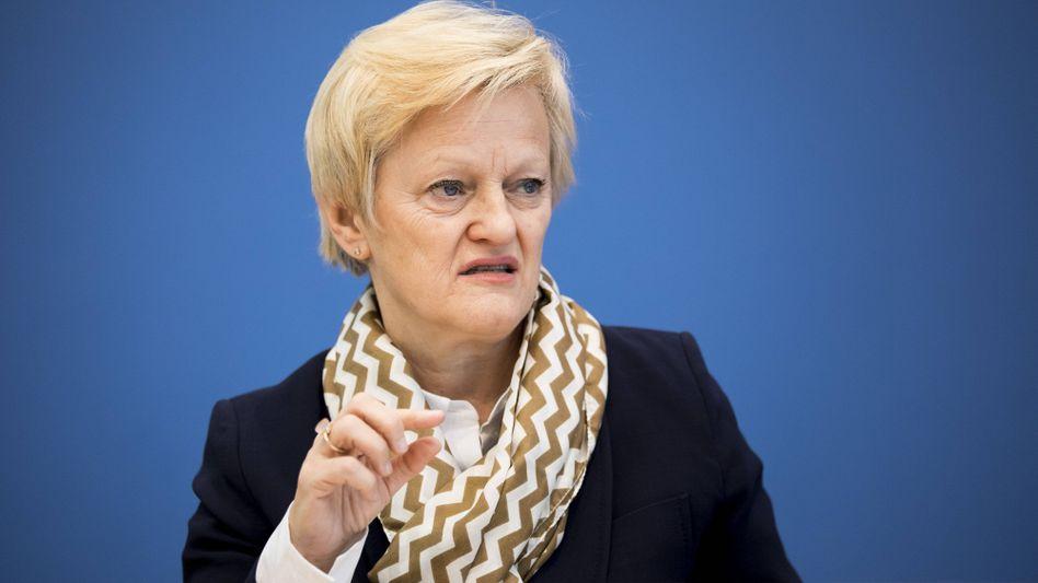 Renate Künast wehrt sich gegen Hass im Netz