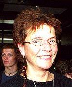 """Fand den """"Mann fürs Leben"""": Grünen-Politikerin Angelika Beer"""