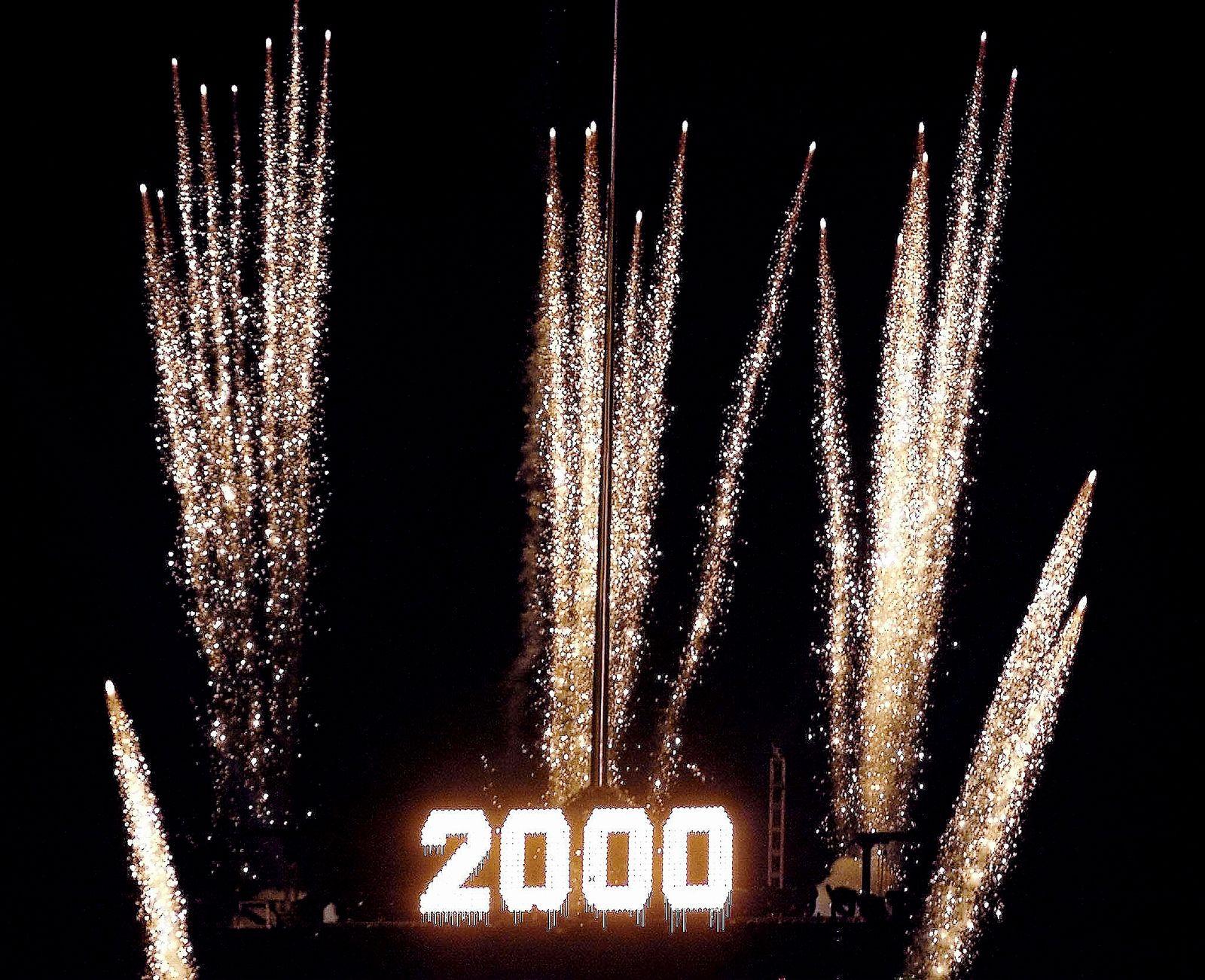 Jahrtausendwechsel / Millennium / New York / 2000er Jahre #15