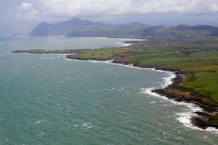 Küste von Anglesey: Forscher folgen neu entdeckter Römerstraße