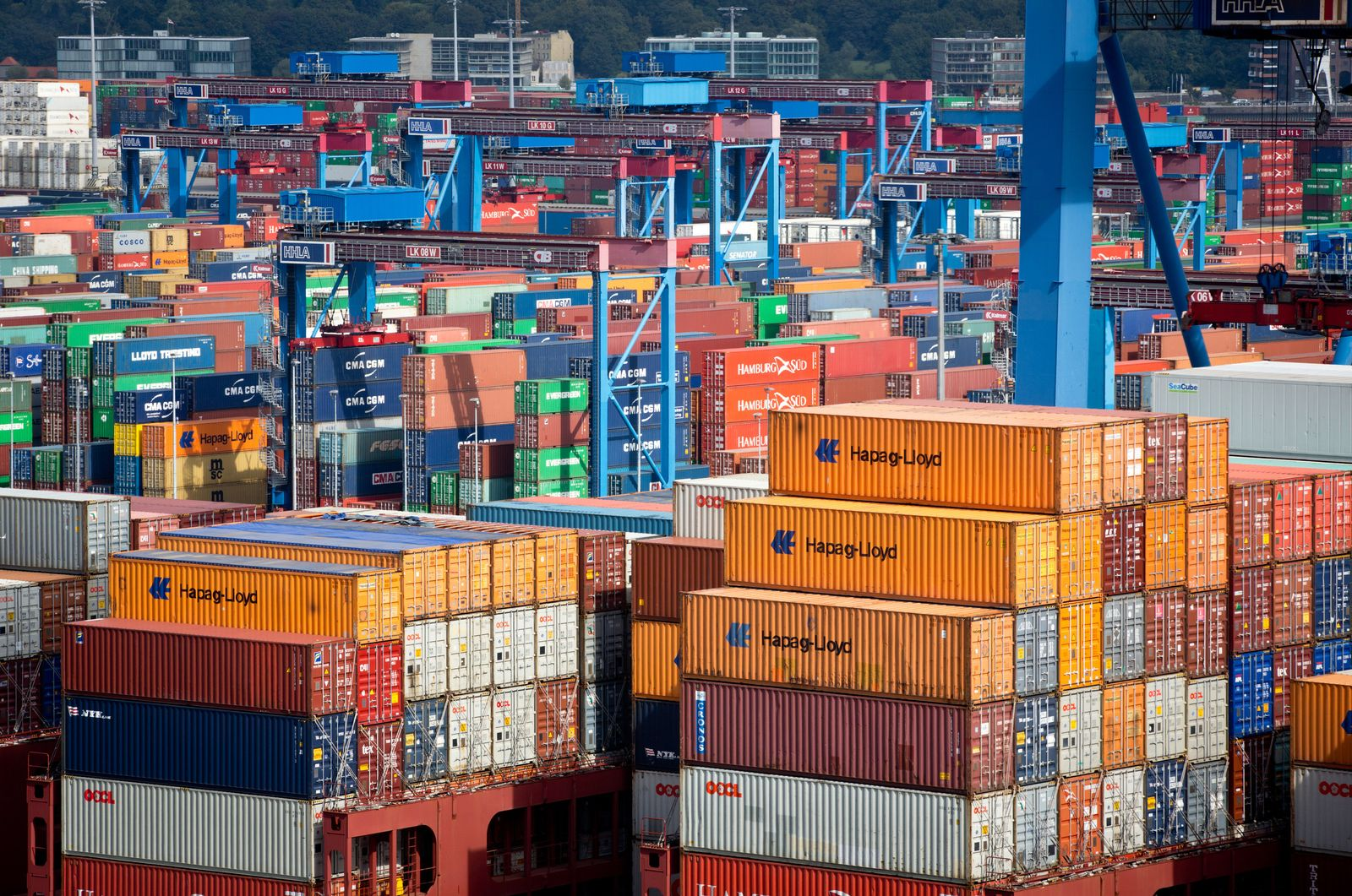 50 Jahre Container / Containerhafen