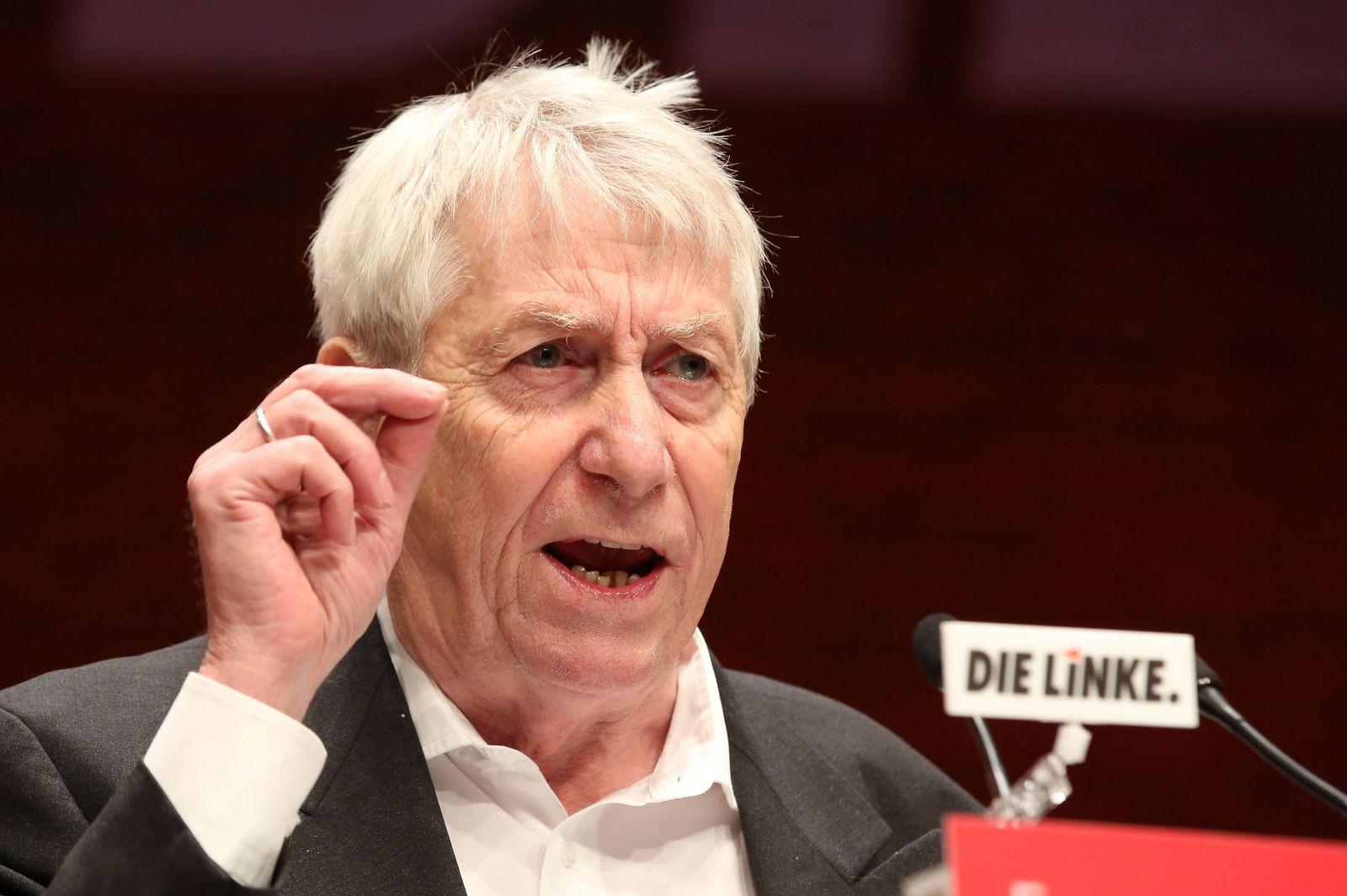 Wolfgang Gehrcke/ Die Linke