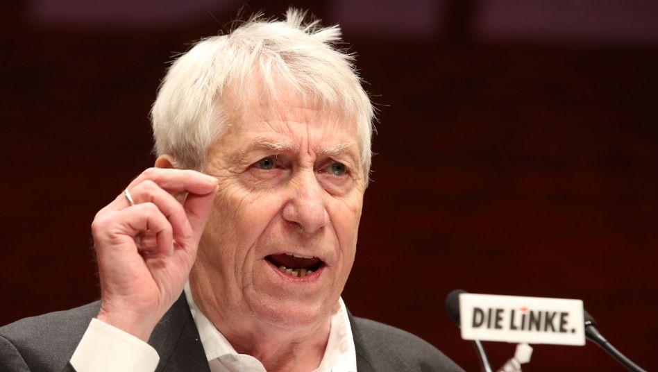 """Wolfgang Gehrcke: """"Russland will die Lage deeskalieren"""""""