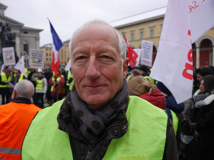 Mitorganisator Christian Lange