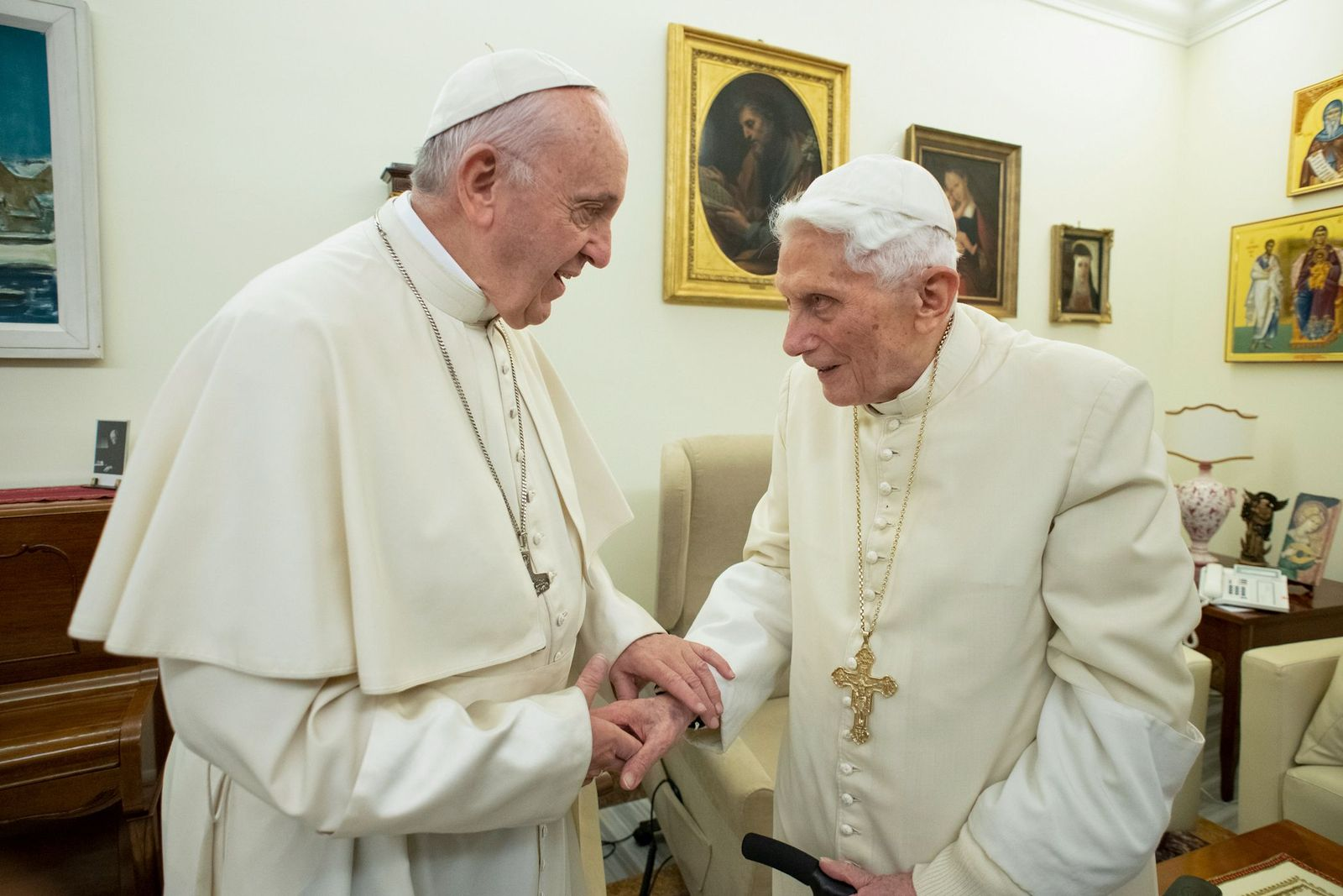 FILES-VATICAN-POPE