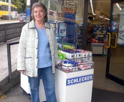 """Schlecker-Verkäuferin Tsokaktsidis: """"Angst im Dunkeln"""""""