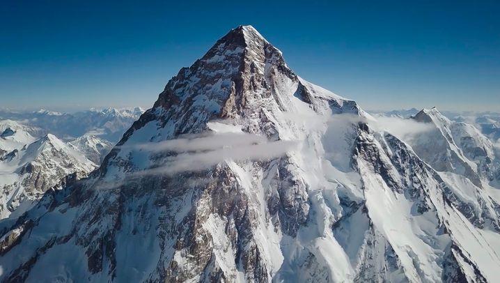 Erste Winterbesteigung des K2: Zehn Nepalesen auf dem Gipfel