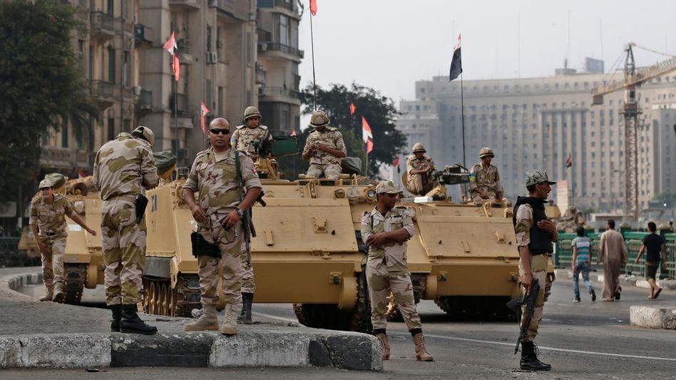 Gewalt in Nordafrika: Tourismuskonzerne sagenalle Ägypten-Reisen ab