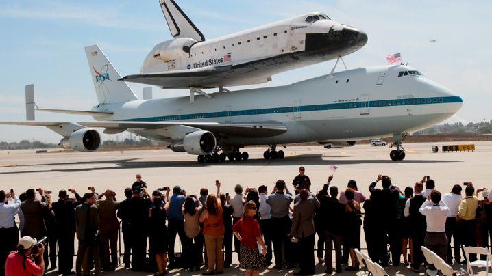 US-Raumfähren: Die Ära der Space Shuttle