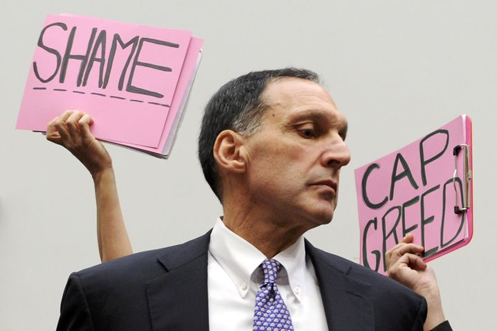 Ex-Lehman-Chef Fuld (im Oktober 2008): Bis heute keine Reue