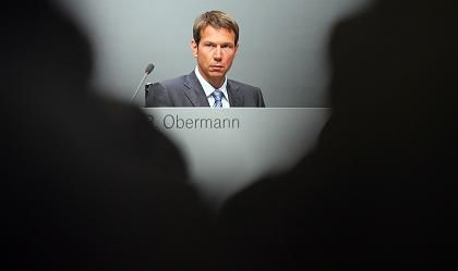 Deutsche Telekom CEO Rene Obermann has pledged a full proble into the scandal, which happened before he took over as head of the company.