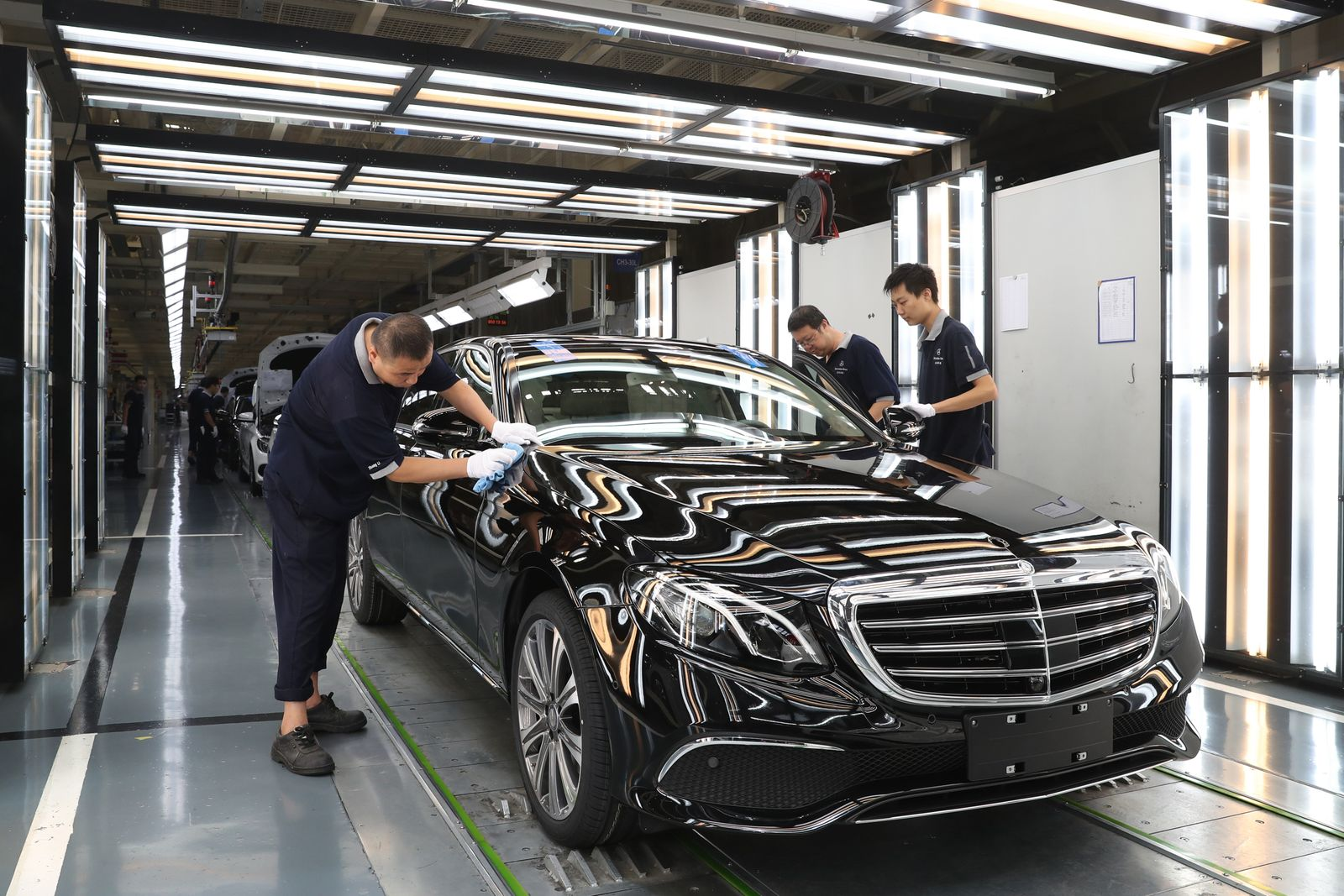 Beijing Benz Automotive Co. Ltd. (BBAC)