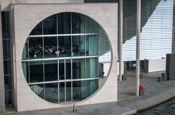 Erste Fraktionssitzung der AfD-Bundestagsfraktion