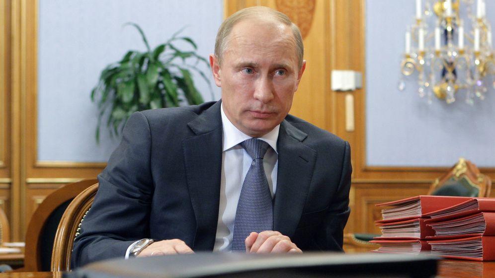 Wladimir Putin: Russlands Naturbursche