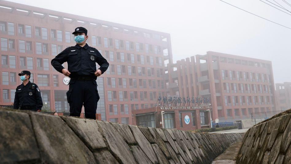 Wuhan Institute of Virology in China: »Denkbar seien zusätzliche Missionen mit spezialisierten Experten, zu deren Entsendung ich bereit bin«