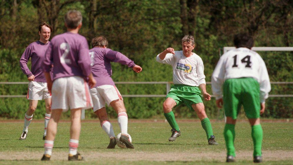 Als der Fußball wild wurde - Angriff über Linksaußen