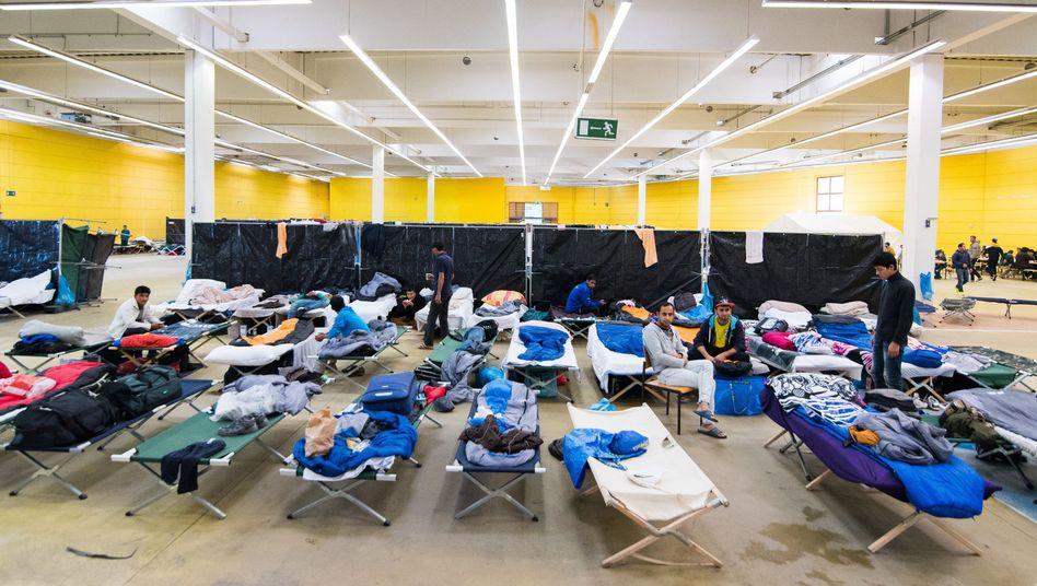 Flüchtlingsunterkunft in Hamburg-Bergedorf: Streit eskaliert